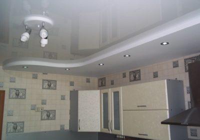 Что такое натяжной потолок и в чем его особенности?
