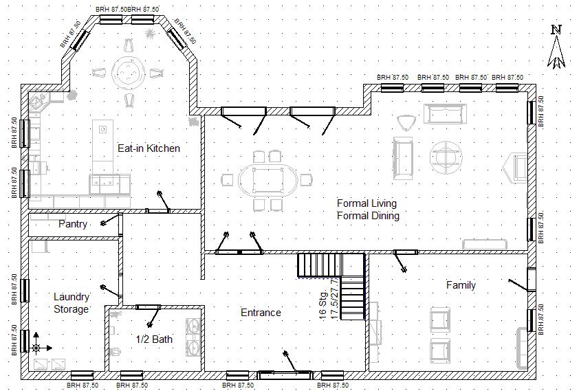 Как вы называете человека, который рисует планы дома?