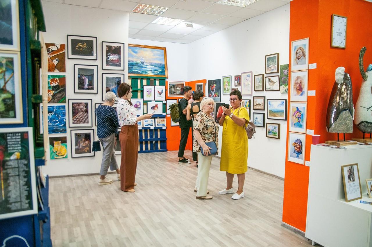 Изобразительные работы осуждённой тагильской колонии выставлены на международной художественной выставке в Екатеринбурге
