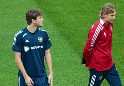 Карпин оценил вероятность возвращения Фернандеса в сборную России :: Футбол :: РБК Спорт