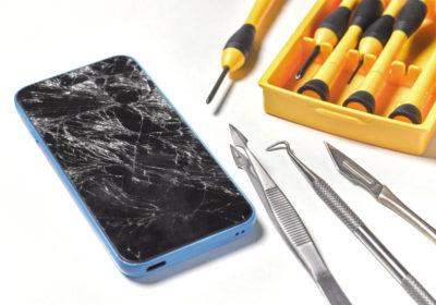 Как отремонтировать iPhone?